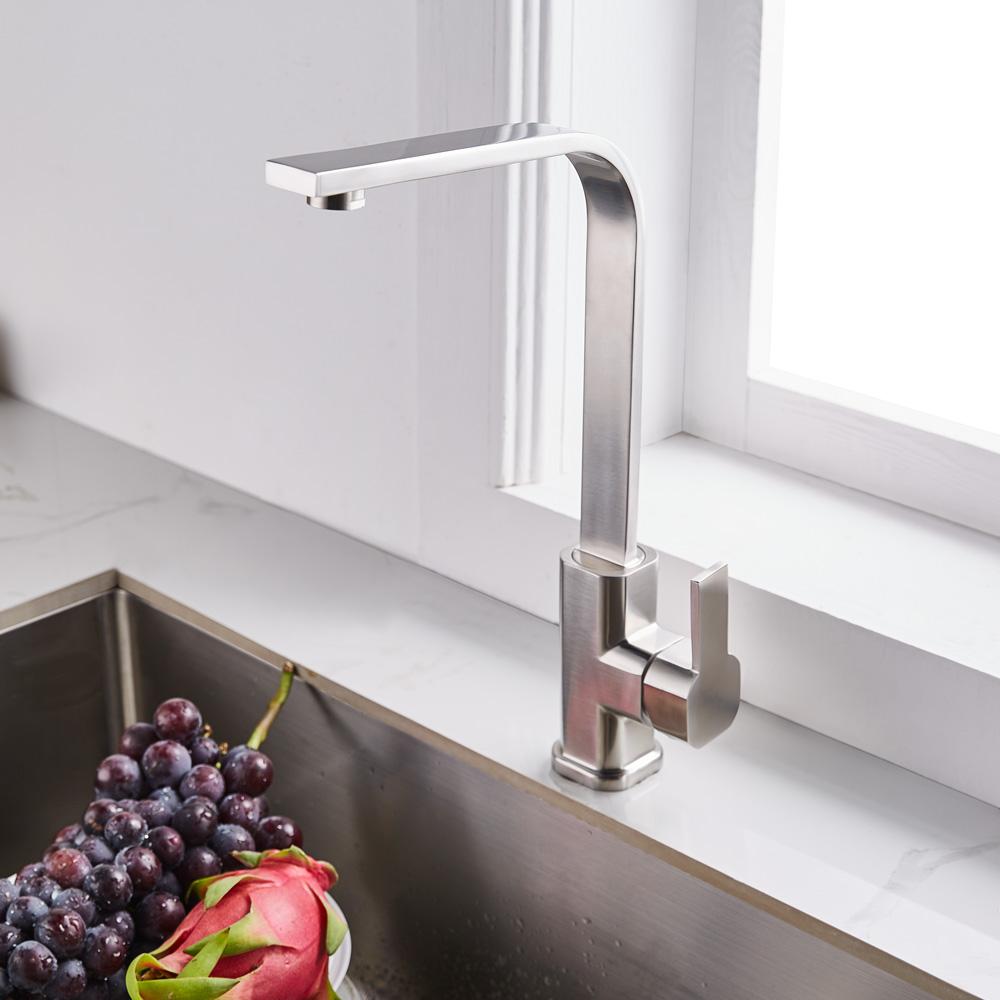Kitchen Sink Faucet 90 Degree