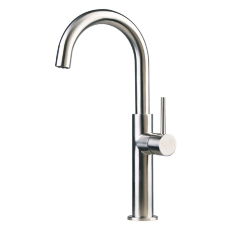 SS316 stainless steel marine galley faucet