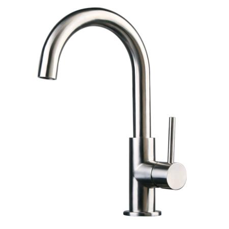 Marine kitchen faucet