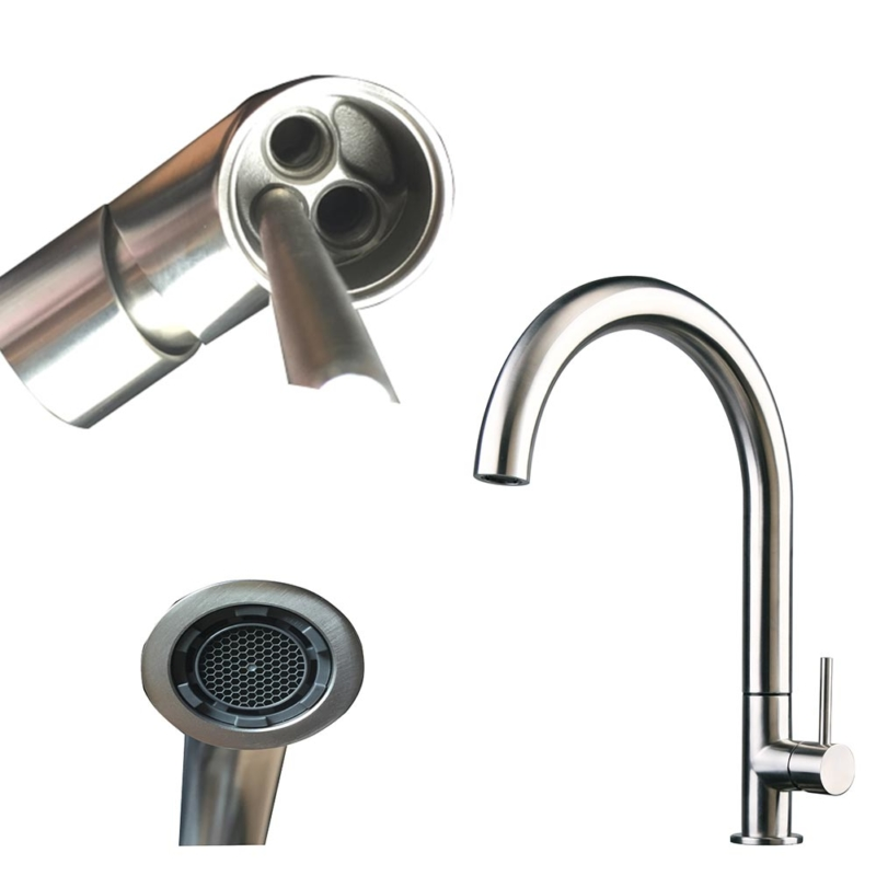 stainless steel Exquisite Kitchen Faucet