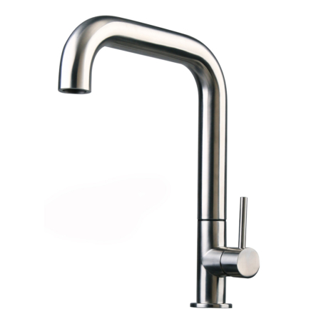 high quality stainless steel Italian kitchen faucet