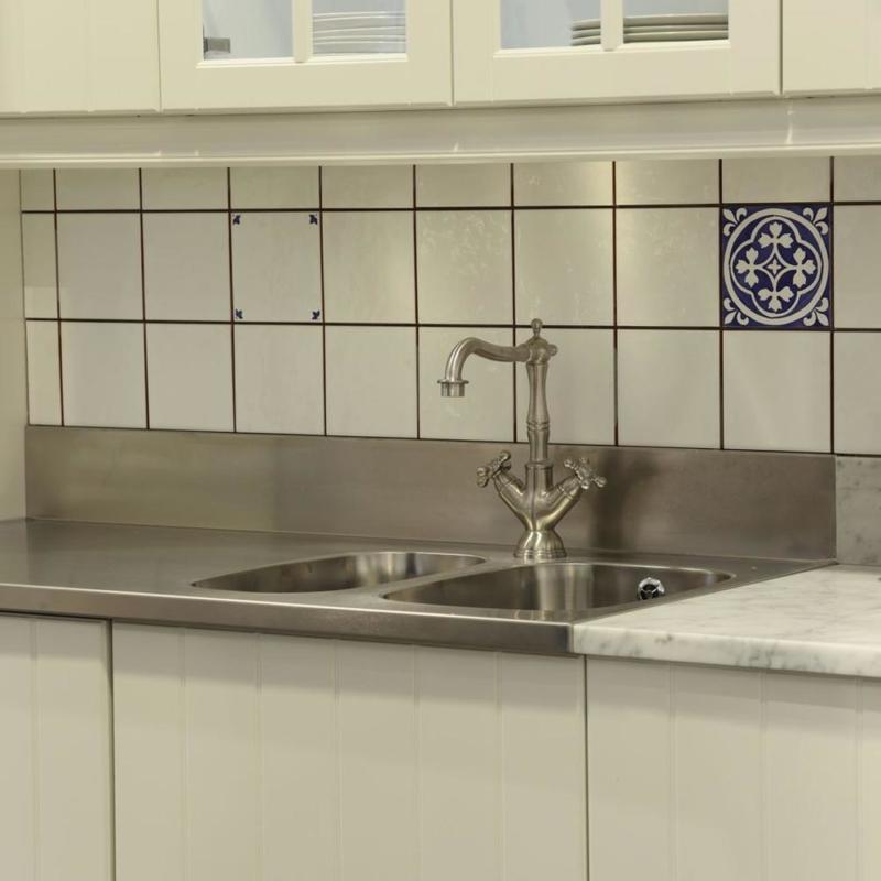 stainless steel vintage vessel faucet