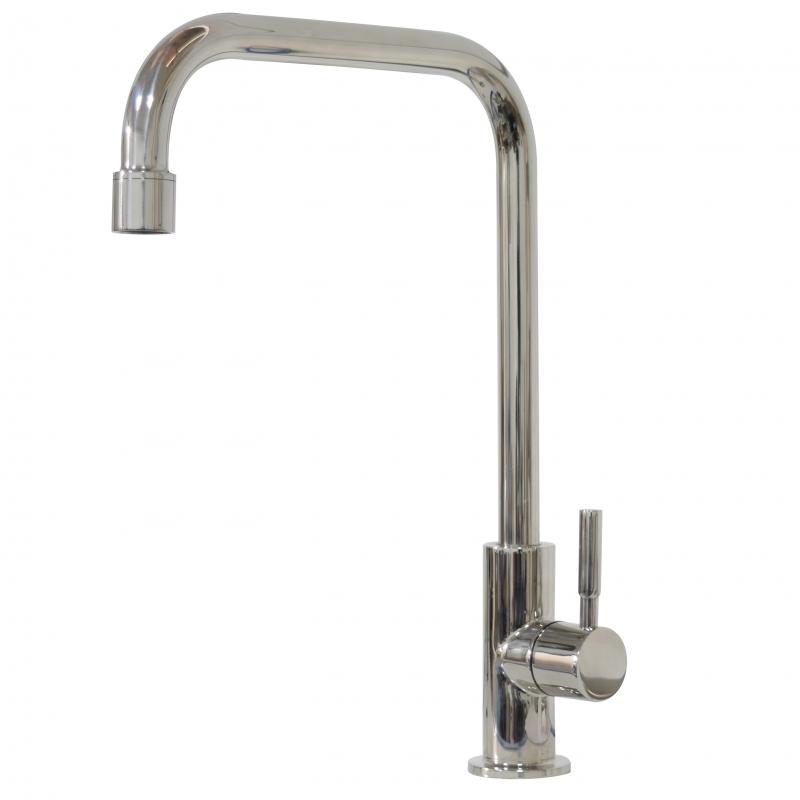 Edelstahl Wasserhahn