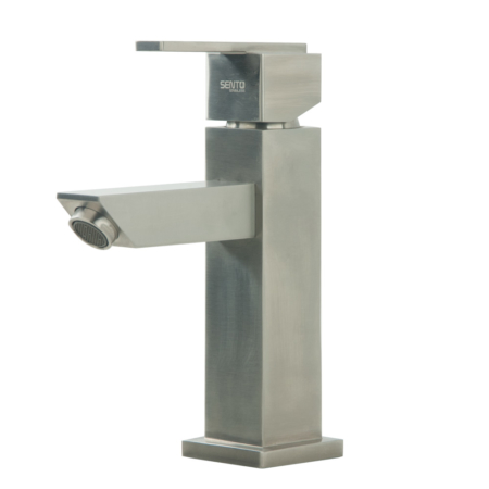 High quality stainless steel square tap