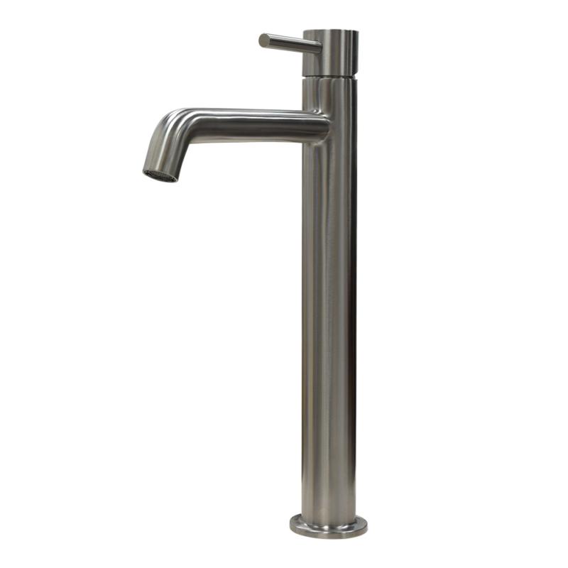 tall vessel faucet