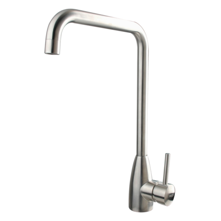 high quality Stainless steel high end mono kitchen tap