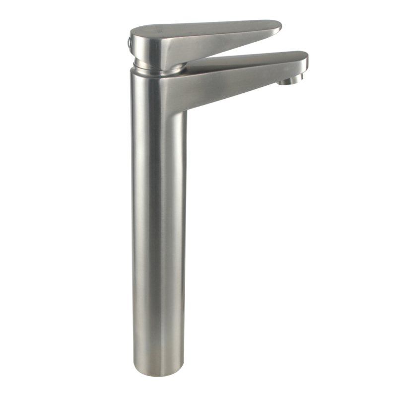 Classic bathroom tap for for vessel sinks