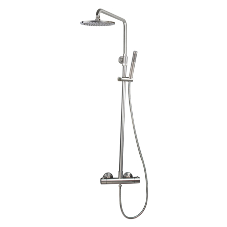 316L stainless steel outdoor shower fixtures