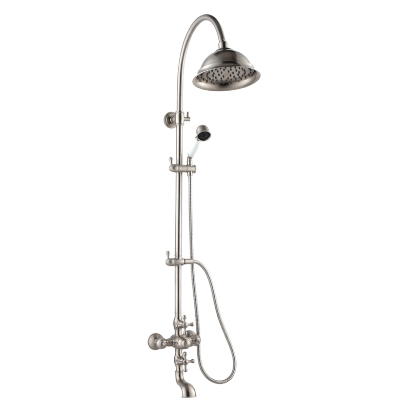 high end vintage shower faucet