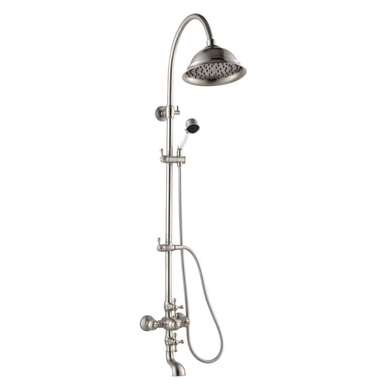 high end vintage shower faucet