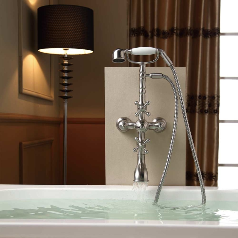 victorian tub faucet