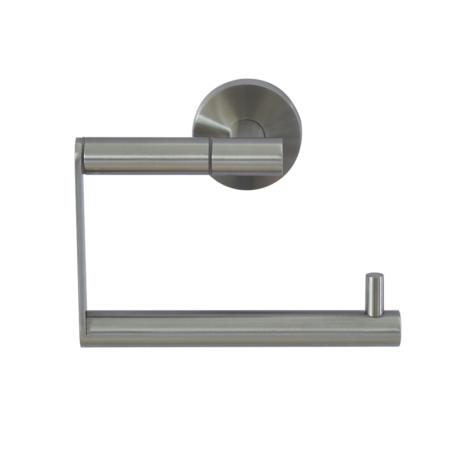 Modern toilet paper holder,Brushed stainless steel
