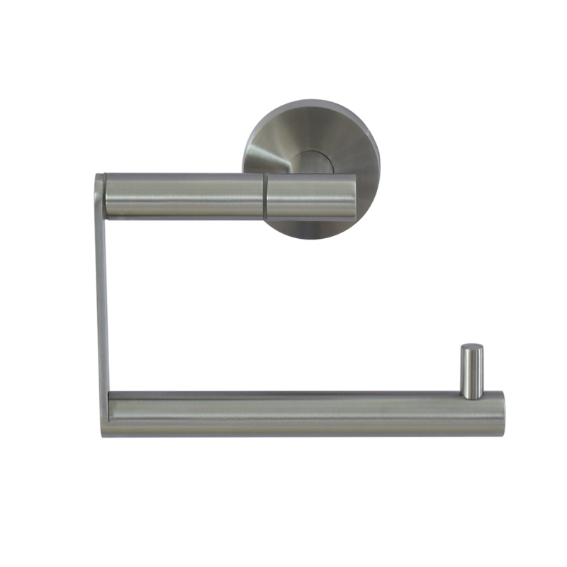 Modern toilet paper holder,Brushed stainless steel