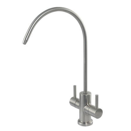 kitchen water dispenser faucet, stainless steel