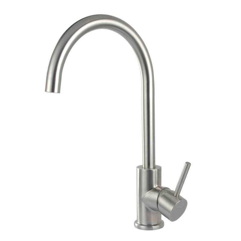 single lever monobloc tap