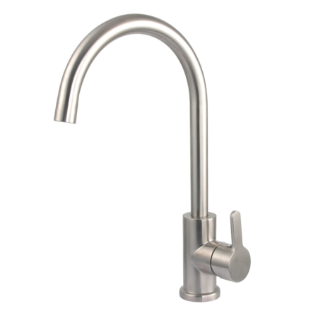 stainless steel outdoor sink faucet