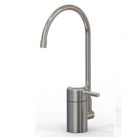air gap faucet stainless steel
