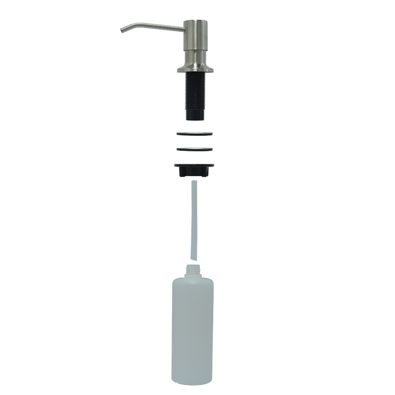 plastic soap dispenser pump