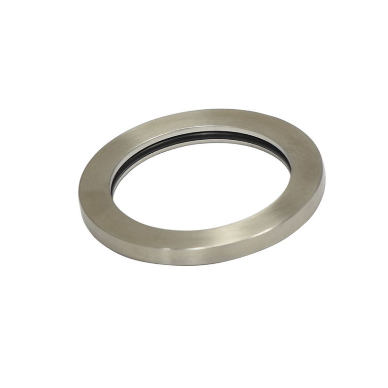 solid stainless steel escutcheon plate