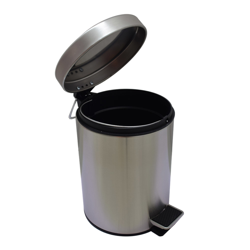 best stainless steel trash can