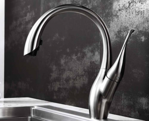 Premium Classic pull out kitchen faucet